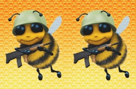 beeswithguns