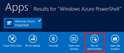 azure-powershell-start